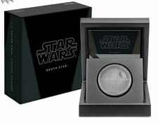 2020 Niue Star Wars Death Star 1 oz Silver 5,000 minted