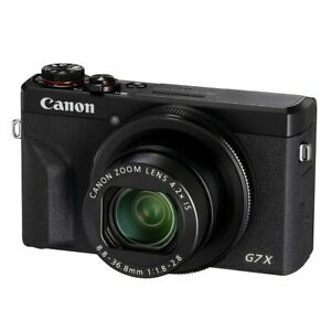 Canon Powershot G7X Mark III - The Vloggers Camera (Refurbished by Canon Aust.)