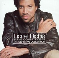 Lionel Richie and the Commodores - The Definitive Collection 2 CD NEW & SEALED