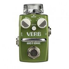 Hotone Skyline Series VERB Reverb Guitar Effects Pedal 888506010118