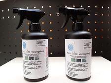 (19,99€/Liter) Nano Versiegelung Imprägnierung Textilien atmungsaktiv