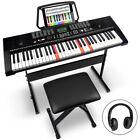 Best Digital Keyboards - Electronic Keyboard Digital Piano Full Size 61 Key Review