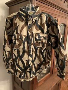 NOS ASAT Youth Classic Series Field Shirt XL Hunting Sitka Browning 16-18