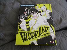 "COFFRET 2 BLU-RAY + 2 DVD ""BLOOD LAD - L'INTEGRALE"" manga"