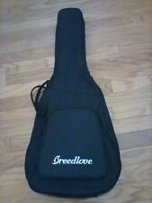 Breedlove Acoustic Guitar Case Soft Padded Backpack Style Carrying Case