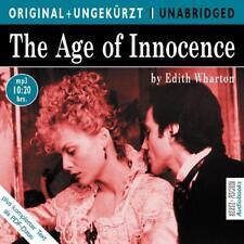 The Age of Innocence. MP3 Hörbuch von Edith Wharton (2007)