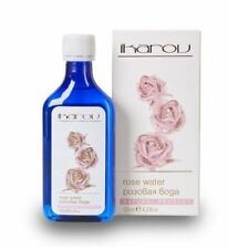 100% PURE ROSE WATER 125ml IKAROV Natural Bulgarian Cleanser Moisturizer Toner