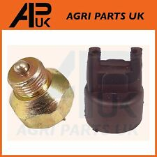 Ford New Holland 4500 5000 5100 Tractor Gearbox Safety Switch + Rubber Grommet