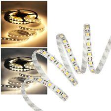 ( 8,98€/ M) 2m/5m Bande LED Super Lumière 12V 5050 Lumineuses Band-Leiste L'