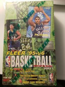 Fleer 95-96 Basketball Series 1 Box Factory sealed 36 packs