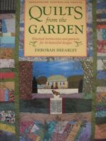 Greenhouse Australian Crafts - QUILTS from the GARDEN - Instructions & Patterns