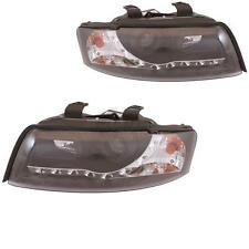 Scheinwerfer Set für Audi A4 B6 8E 00-04 Limo/Avant LED Dragon Lights
