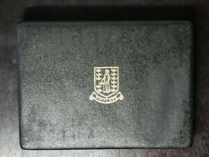 1974 Coinage of the British Virgin Islands 6 Coin Silver Proof Set w/Box/Coa