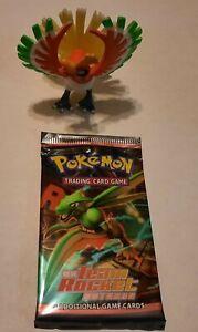 Pokémon Ex Team Rocket Returns Booster Pack Scyther Art - gold star? ONLY ONE