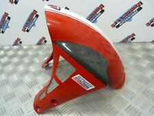 DUCATI 916 996 998 MOTORCYCLE FRONT MUDGUARD HUGGER CARBON FIBRE RED (94-01)