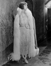 8x10 Print Corinne Griffith Beautiful Fashion Portrait 1929 #CG373