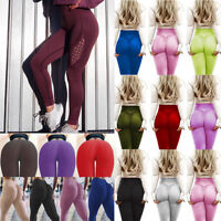 Women Fitness Leggings Running Gym Yoga Pants Stretch Sports High Waist Trousers