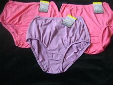 Olga Without A Stitch Micro Brief Panty Sz 6/M 3 Pack  23173J Pink Purple NWT
