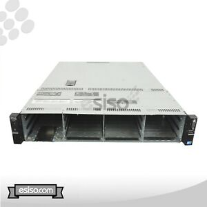 DELL POWEREDGE R510 12LFF BAREBONE SERVER 2x HEATSINK 2x PSU NO RAM NO HDD