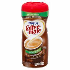 Coffee Mate Chocolate Creme Sugar Free 10.2 oz
