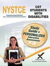 NYSTCE CST Students with Disabilities Book and Online by Sharon Wynne (2014,...