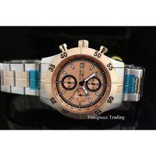 Relojes de pulsera Invicta de oro rosa de oro rosa