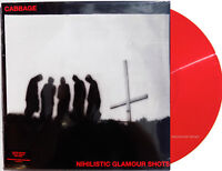 CABBAGE LP - Nihilistic Glamour Shots RED VINYL Limited Edition +  DOWNLOADS
