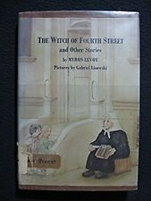 The Witch of Fourth Street and Other Stories [Jan 01, 1972] Levoy, Myron