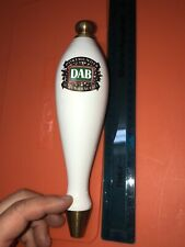 DAB BEER TAP HANDLE DORTMUNDER ACTIEN BRAUEREI GERMAN BREWERY Keg Draft Rare