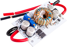 DC-DC Boost Converter 250W Adjustable 10A Step Up Constant Current Power Supp...