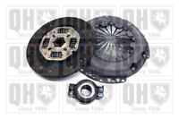 Clutch Kit 3pc (Cover+Plate+Releaser) fits VOLKSWAGEN POLO Gti 6N 1.6 98 to 01