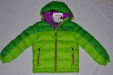 MARMOT GIRLS GUIDES DOWN HOODY GREEN ENVY XS XSMALL BRAND NEW AUTHENTIC #78170