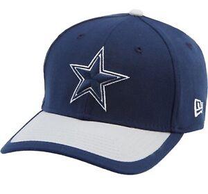Dallas Cowboys New Era 39Thirty Onfield Sideline M/L Flex Fitted Cap Hat $30