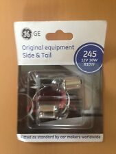 GE Side & Tail Light Bulb 245