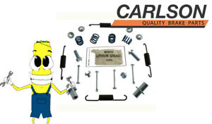 Complete Rear Parking Brake Hardware Kit for Infiniti QX56 2011-2013