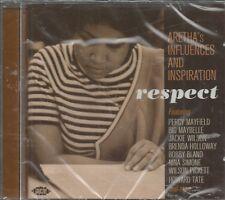 RESPECT - Aretha's Influences & Inspiration - BRAND NEW -  CD