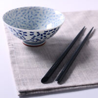 5 Pairs Natural Wood Chopsticks Kuroki Culture Valued Gift OF Japanese civiliz