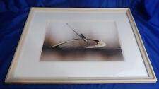 "Artist FABIO PACE ""THE SAILOR PAINTER"" Original Signed Framed Painting"
