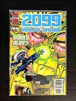 2099 THE WORLD OF TOMORROW #2 MARVEL COMICS 1996 NM-