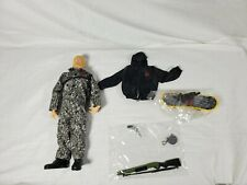 "2010 Hasbro G.I. Joe Club Exclusive Urban Adventurer 12"" Action Figure GI"