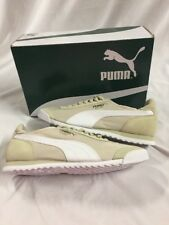 Puma Roma OG Nylon Shoes Men's, Oatmeal Size 14, UK13,Eur48.5