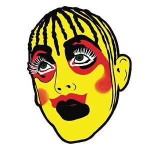 Leigh Bowery New romantic blitz kid Artist Vinyl Sticker