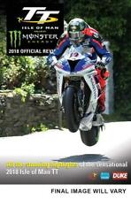 Isle of Mann TT 2018 Official Review DVD Peter Hickman Michael DUNLOP More