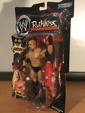 MOC WWE Ruthless Aggression Series 4 Goldberg 2003 Jakks Pacific