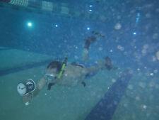 Underwater Speedometer (0 to 4 mph) - Swim Fin Tester.