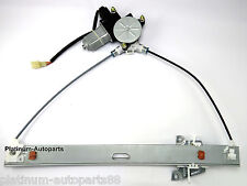 FORD ESCAPE MAZDA TRIBUTE Window Regulator with Motor Front Left
