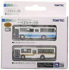 Tomytec N Scale 244417 Bus Collection Buscolle 2 Bus D Fuji