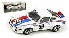 Spark 43DA73 Porsche 911 Carrera #59 Daytona 24 Hours Winner 1973 - 1/43 Scale