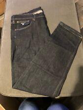 Mens GANT designer blue jeans 38/34