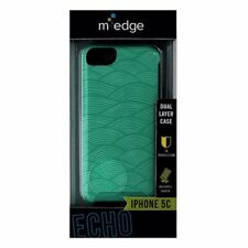 M-Edge Echo Series Hybrid Case for Apple iPhone 5c - Green / White